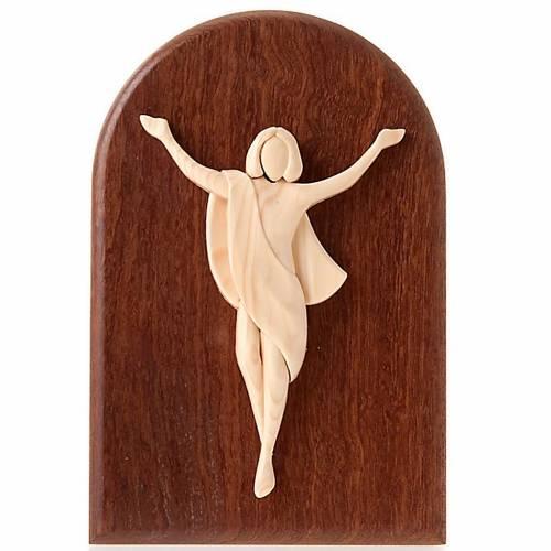 Bassorilievo Azur Gesù Risorto 1