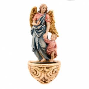 Bénitiers Eglise: Bénitier, ange gardien