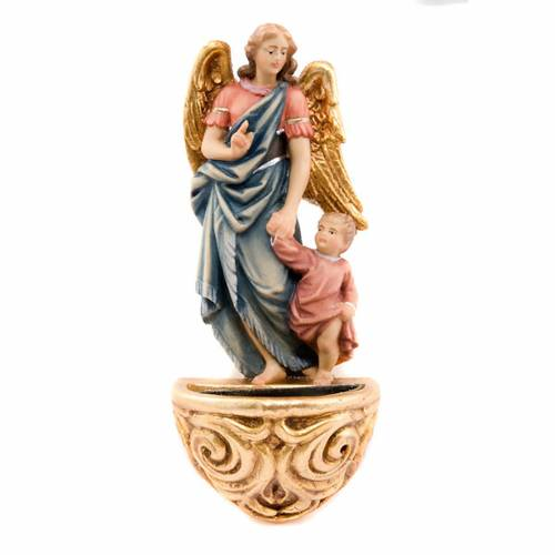 Bénitier, ange gardien s1