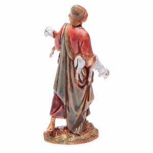 Berger avec moutons 6,5 cm Moranduzzo vêtements historiques s2