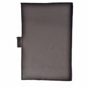 Bible cover reader edition, leather, Our Lady of the New Millennium s2