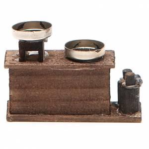Bilancina 3,5x5x2 cm presepe napoletano s3