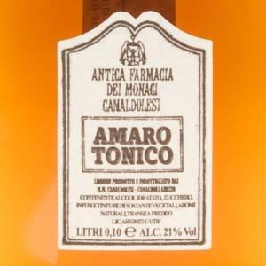 Liqueurs, Grappa and Digestifs: Bitter tonic liqueur, 100ml Camaldoli