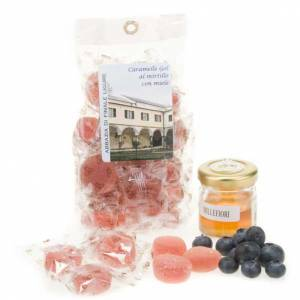 Sweets and candies: Bluberry jelly sweets from Finalpia abbey