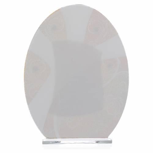 Bonbonnière Sainte Confirmation argent 16,5 cm s2