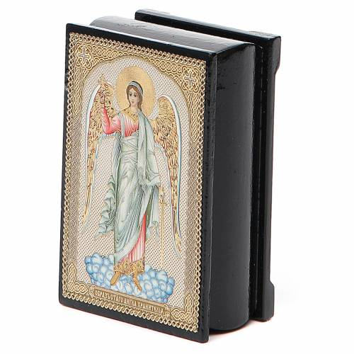 Box enamel Russia Guardian Angel s2