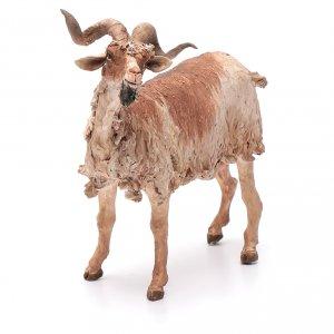 Cabra para belén 30 cm Angela Tripi s4