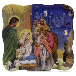 Calendari e altri libri religiosi: Calendario Avvento classico