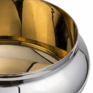 Calice e pisside argento 800 mod. Lira s4