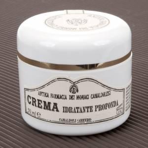 Face and lips care: Camaldoli Deep Moisturizing Cream (50 ml)