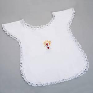 Camiseta para bautismo cirio encendido s1