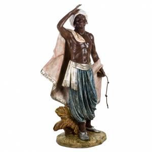 Statue per presepi: Cammelliere 125 cm presepe Fontanini