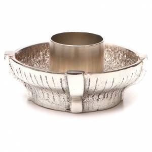 Candelieri metallo: Candeliere Molina bronzo con bossolo
