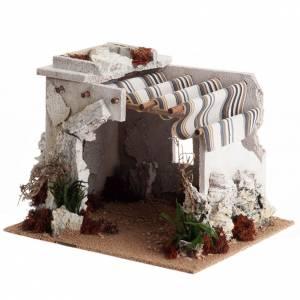 Capanne Presepe e Grotte: Capanna araba per presepe