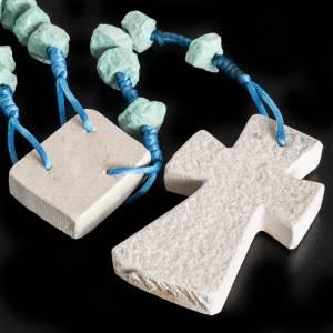 Rosari portarosari Medjugorje: Capoletto Medjugorie verde e blu