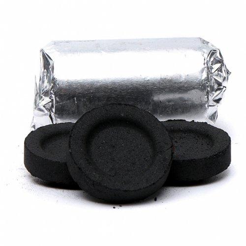 Carboncini bruciaincenso greci diam. 4 cm - 84 pz - 60 min s2