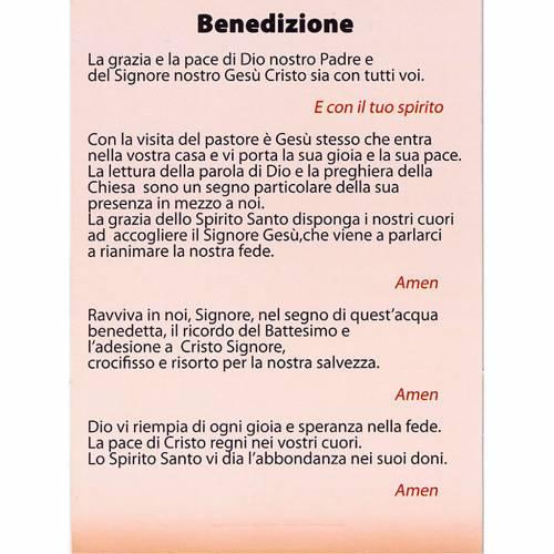 Carte avec  bénédiction s3