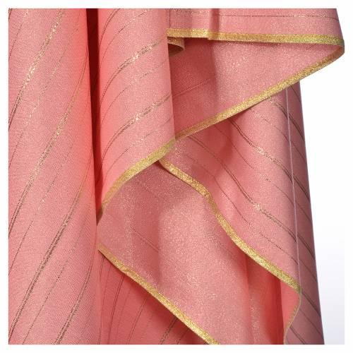 Casula rosa pura lana vergine doppio ritorto Tasmania s5