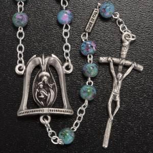 Chapelet Ghirelli Vierge avec enfant multicolore 6mm s2