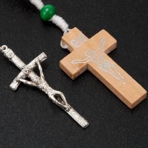 Chapelets en bois: Chapelet,missionnaire