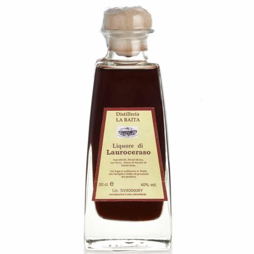 Cherry-laurel liqueur 200ml s1
