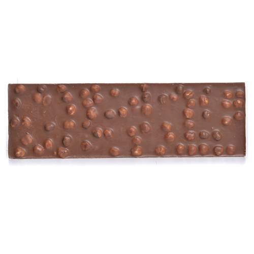 Chocolat au lait et noisettes 250g Camaldoli s3