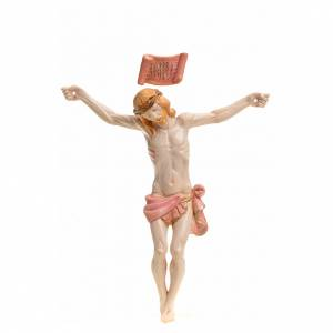 Christ pvc 16 cm Fontanini type porcelaine s1