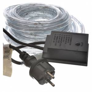 Christmas lights, tube of 6m, for indoor and outdoor use, programmable s3