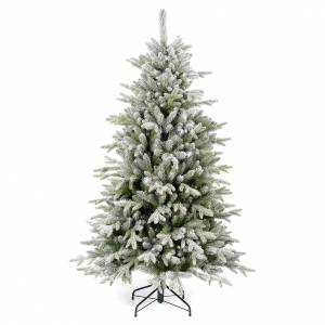Artificial Christmas trees: Christmas tree Feel Real 180 cm, flocked Snowy S.
