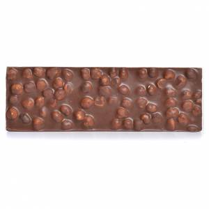 Cioccolato al latte con nocciole 150 gr Camaldoli s3