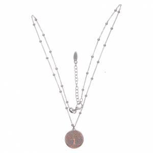 Collana Amen Argento pendente Albero della Vita s3