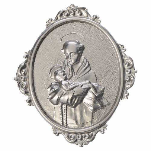 Confraternity Medal, Saint Anthony of Padua s1