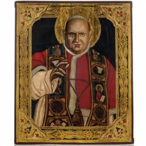 Íconos Pintados Rusia: Ícono ruso Papa Juan XXIII