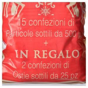 Convenience bag 15 hosts packages, 500 pcs s2