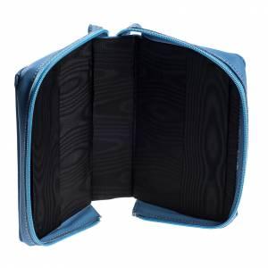 Copertina 4 vol. pelle azzurro s3