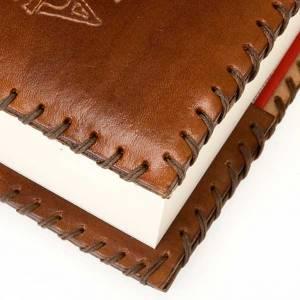 Copertina cuoio Bibbia Gerusalemme s3