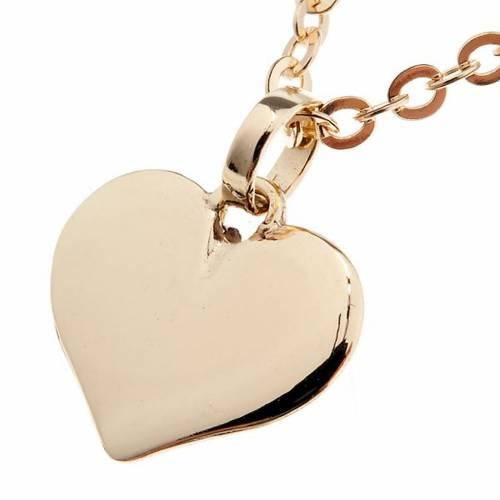 Corazón colgante oro 750/00 - gr 1,60 s1