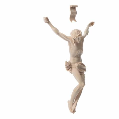Corpo di Cristo mod. Corpus legno Valgardena naturale cerato s2