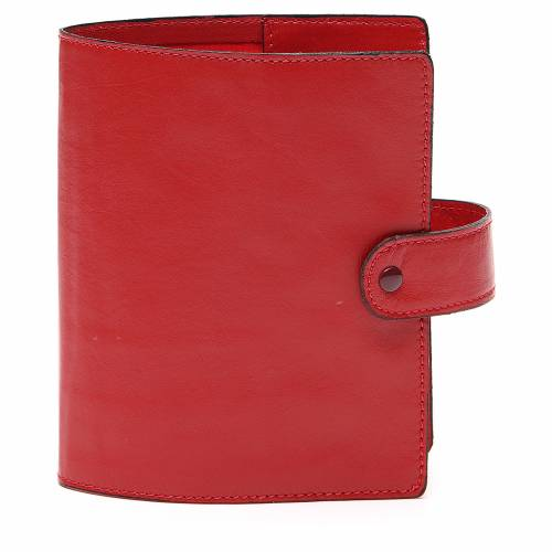 Couverture Bible Jérusalem de poche rouge s1