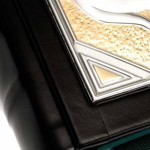 Couverture lectionnaire, cuir, Evangélistes s2