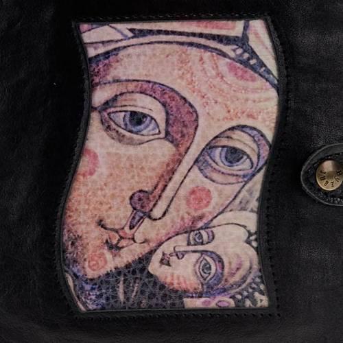 Couverture Néocatéchuménale Vierge de la tendresse noire s2