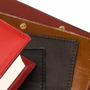 Custodes Bible de Jérusalem: Couverture pour Bible Gerus, cuir 2009