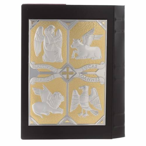 Cover for Gospel Book with 2 plaques, Pantocrator Evangelists s2