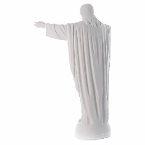Cristo Redentor fibra de vidrio 160 cm s4