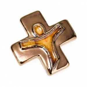 Croce crocefisso stilizzato s6