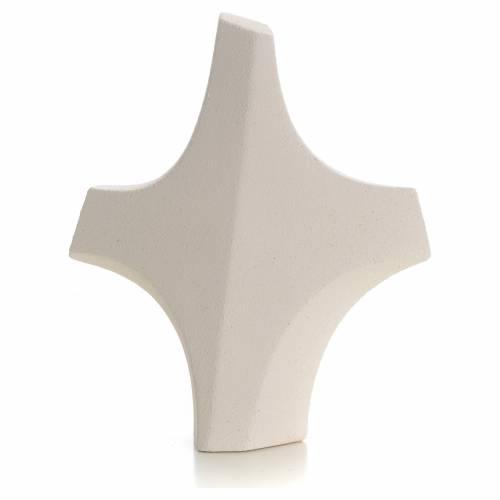 Crocetta Risorto argilla refrattaria da tavolo s3