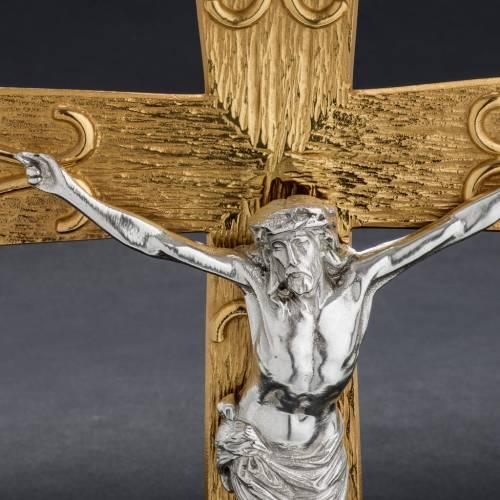 Croix métal décoré s5