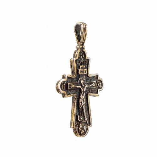 Croix slave en argent 925 s2