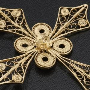 Cross pendant, 800 silver 4,2g s5