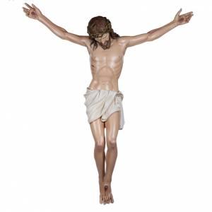 Imágenes en fibra de vidrio: Cuerpo de Cristo  160cm en fibra de vidrio